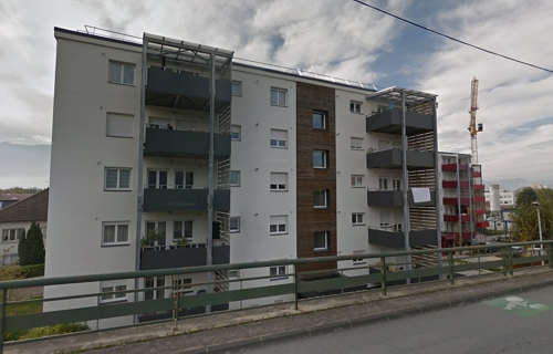 L'urbanisme à Eybens