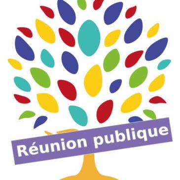 Réunion publique de fin de campagne – Mardi 10 Mars 18h30