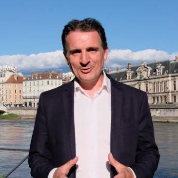 Vidéo de soutien d'Eric Piolle Maire de Grenoble