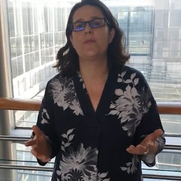 Vidéo de soutien de Gwendoline DELBOS-CORFIELD députée européenne écologiste